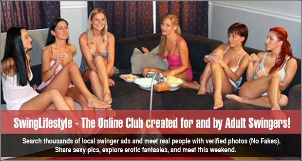 SwingLifestyle – The Online Club created for and by Adult Swingers!